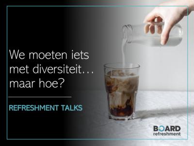 Refreshment Talks - Commissaris Search