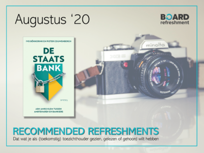 Recommended Refeshments augustus